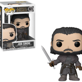 FUNKO POP GAME OF THRONES JON SNOW BEYOND THE WALL