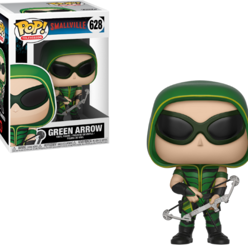 funko pop green arroe