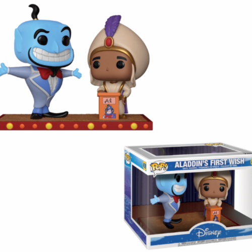funko pop aladdin's first wish