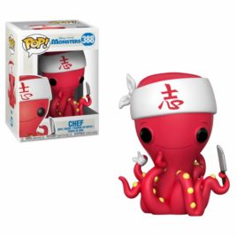 FUNKO POP MONSTERS INC. CHEF