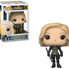 FUNKO POP AVENGERS INFINITY WAR BLACK WIDOW