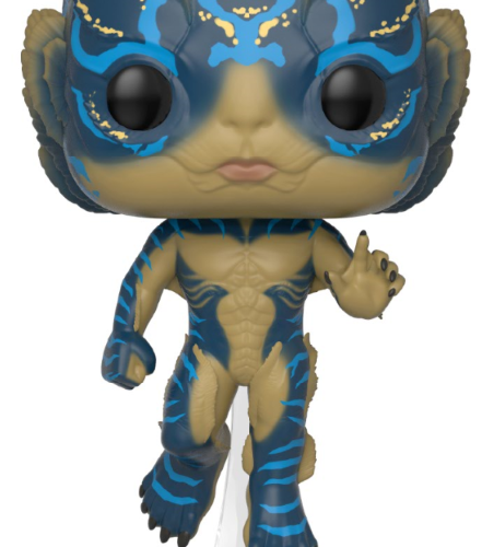 funko pop shape of water