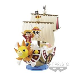 ONE PIECE MEGA WORLD THOUSAND SUNNY