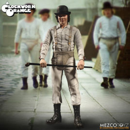 A CLOCKWORK ORANGE 12INCH FIGURE