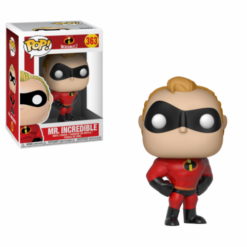 funko pop mr. incredible
