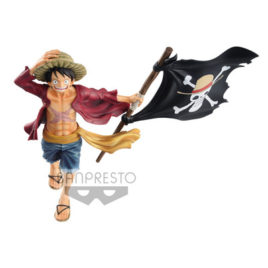 ONE PIECE MAGAZINE FIGURE MONKEY D.LUFFY