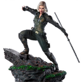 AIW BLACK WIDOW ART 1/10 STATUE