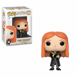FUNKO POP HARRY POTTER GINNY WITH DIARY