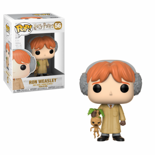funko pop ron herbology