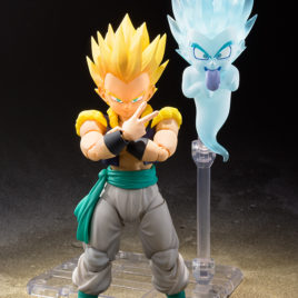 DRAGON BALL SUPER SAIYAN GOTENKS SHF