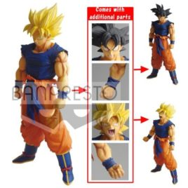 DRAGON BALL SUPER LEGEND BATTLE FIGURE SUPER SAIYAN SON GOKU
