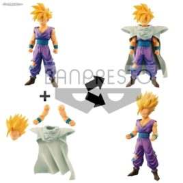 DRAGONBALL Z GRANDISTA RESOLUTION OF SOLDIERS SON GOHAN