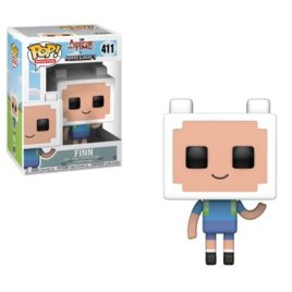 FUNKO POP ADVENTURE TIME MINECRAFT S1 FINN