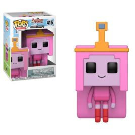 FUNKO POP ADVENTURE TIME MINECRAFT S1 PRINCESS BUBBLEGUME