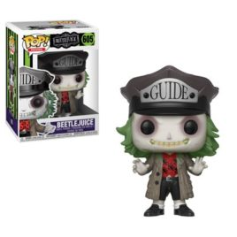 FUNKO POP BEETLEJUICE WITH HAT