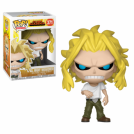 FUNKO POP MY HERO ACADEMIA ALL MIGHT (WEAKENED)