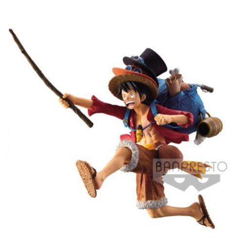 figures luffy