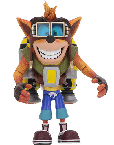 action crash bandicoot