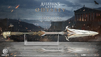 ASSASSINS CREED ODYSSEY SPEAR LEONIDAS