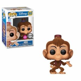FUNKO POP ALADDIN ABU FLOCKED LTD