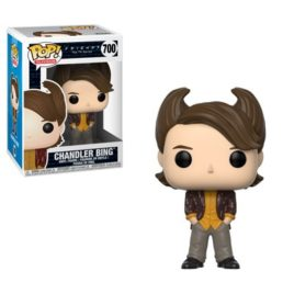 FUNKO POP FRIENDS W2 80'S HAIR CHANDLER