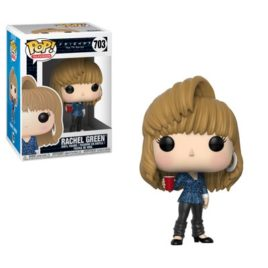 FUNKO POP FRIENDS W2 80'S HAIR RACHEL