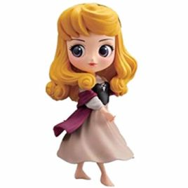 Q POSKET DISNEY BRIAR ROSE PRINCESS AURORA