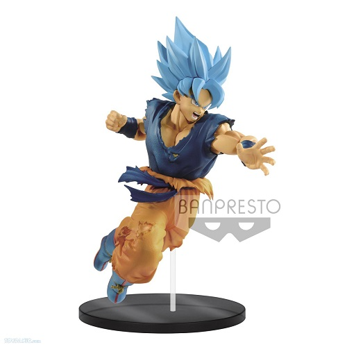 figures son goku super saiyan god