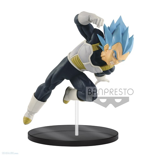 figures super saiyan blue vegeta