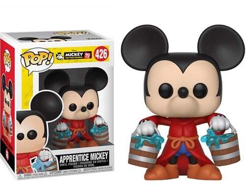 funko pop apprentice mickey