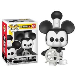 FUNKO POP DISNEY MICKEY STEAMBOAT WILLIE