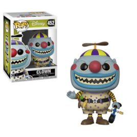 FUNKO POP DISNEY NBC CLOWN