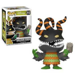 FUNKO POP DISNEY NBC HARLEQUIN DEMON