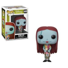 FUNKO POP DISNEY NBC SALLY WITH BASKET