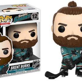FUNKO POP HOCKEY NHL SERIES 2 BRENT BURNS