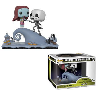 funko pop jack and sally on the hill
