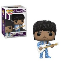 FUNKO POP PRINCE AROUND THE WORLD IN A DAY