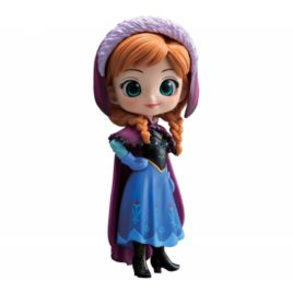 Q POSKET DISNEY ANNA A NORMAL COLOR VER.