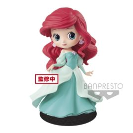 Q POSKET DISNEY ARIEL PRINCESS A GREEN DRESS