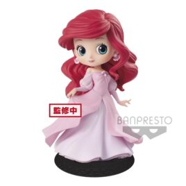 Q POSKET DISNEY ARIEL PRINCESS B PINK DRESS