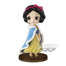 Q POSKET PETIT DISNEY WINTER C. B SNOW WHITE