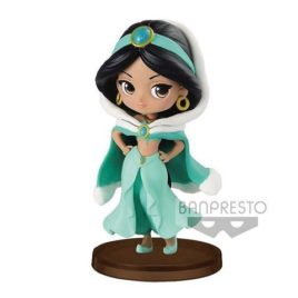 Q POSKET PETIT DISNEY WINTER COS. C JASMINE