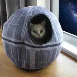 SW DEATH STAR PET CAVE
