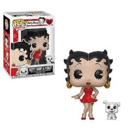 FUNKO POP BETTY BOOP WITH PUDGY