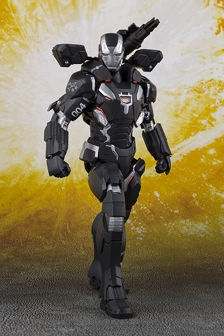infinity war figuarts war machine