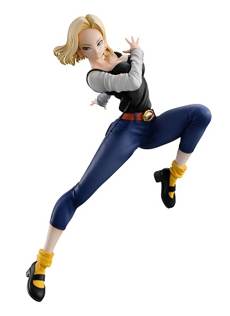 figures android 18