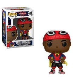 FUNKO POP ANIMATED SPIDER-MAN MILES MORALES