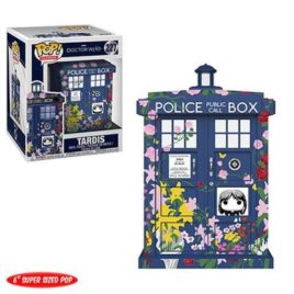 FUNKO POP DOCTOR WHO TARDIS CLARA MEMORIAL