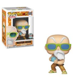 FUNKO POP DRAGON BALL SUPER MASTER ROSHI