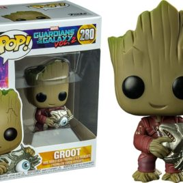 FUNKO POP GROOT WITH CYBER EYE LTD